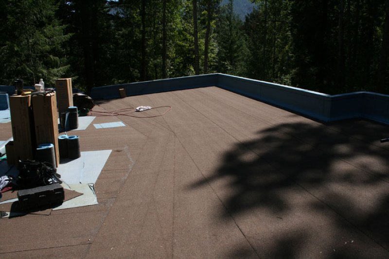 Methow Valley Flat Or Low Slope Roofing Triplet Roofing