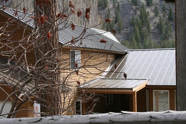 Methow Valley Metal Roofing Triplet Roofing