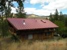 Okanogan County Metal hidden-fastener, Rustic Red