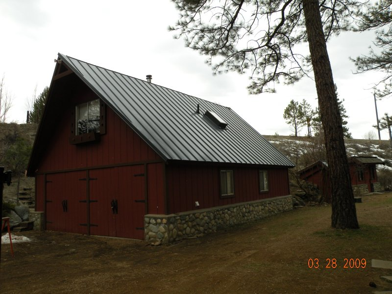 Methow Valley Metal Roofing Triplet Roofing